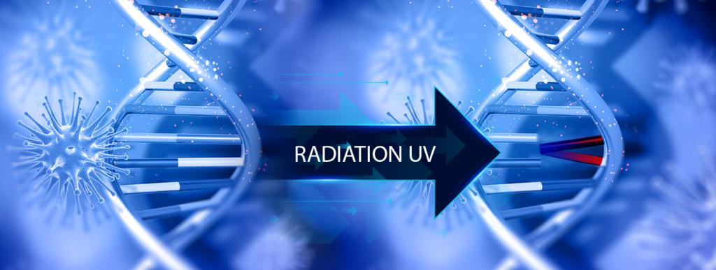 Radiation UV